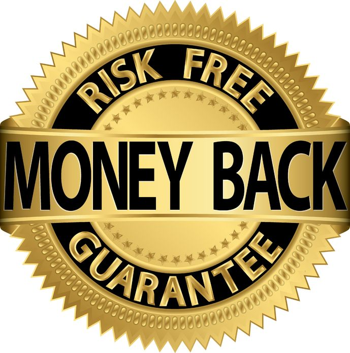 Click here for details on our Risk Free Money Back Guarantee